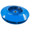 Overhead travelling cleaner parts impeller vane wheel textile machine parts